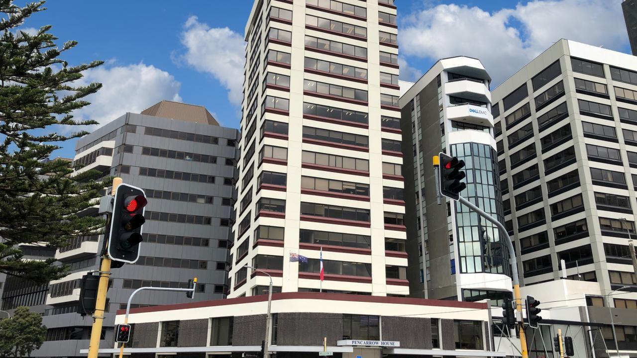 58-66 Jervois Quay, Wellington Central
