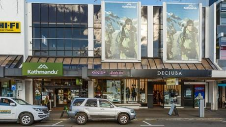 75 - 79 The Square, Palmerston North Cbd