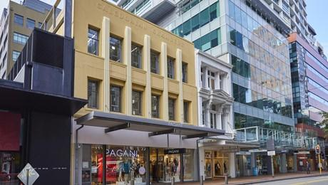 29-41 Willis Street, Wellington Central