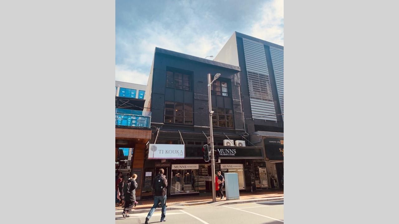 76 Willis Street, Wellington Central