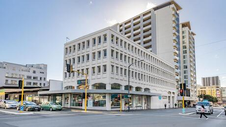 84 Taranaki Street , Wellington Central