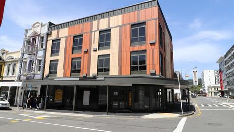 Units 1 and 2, 54 Webb Street , Te Aro