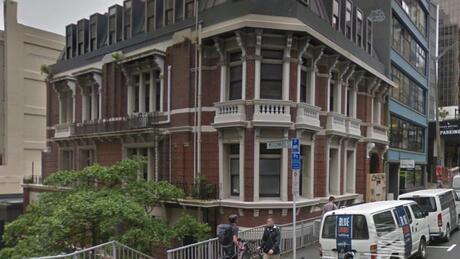 97 The Terrace/ Woodward Street, Wellington Central
