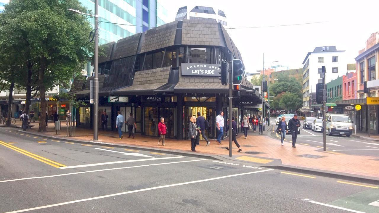 98 Victoria Street, Wellington Central