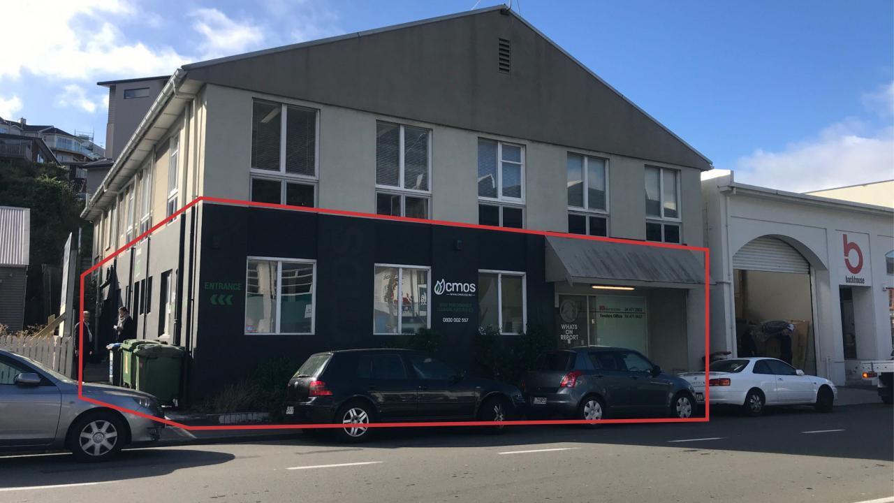 16 Kaiwharawhara Road, Wellington Central