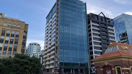 Level 5, 10 Brandon Street, Wellington Central