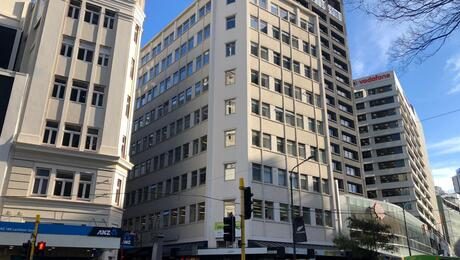 Level 5, 2 Woodward Street, Wellington Central