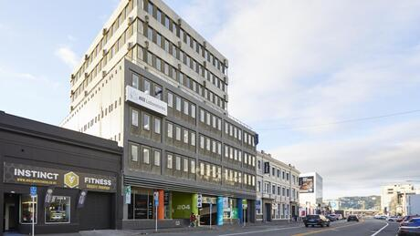 Level 3, 204 Thorndon Quay, Wellington Central