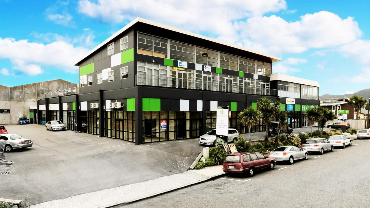 Unit 2, 5 Bouverie Street, Lower Hutt