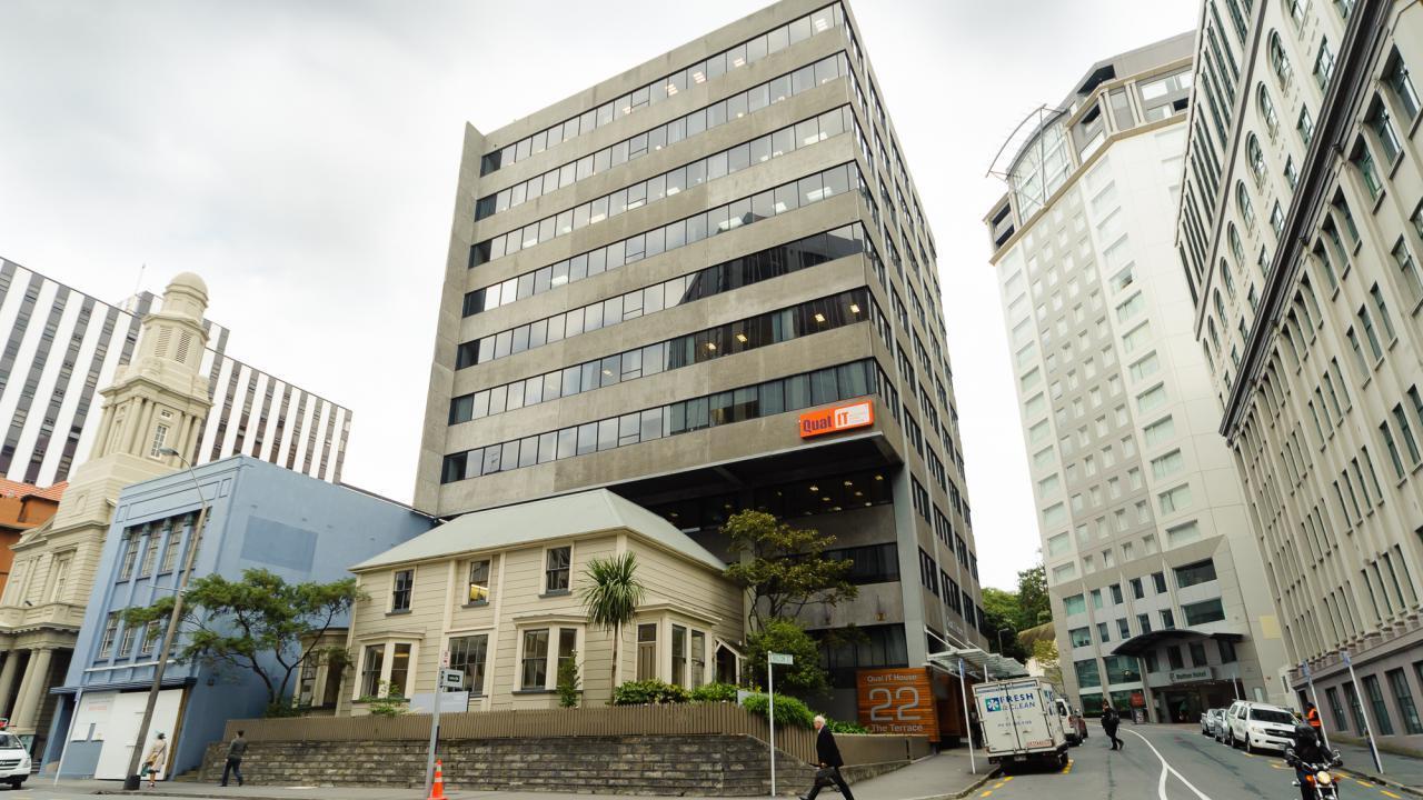 Level 2, 22 The Terrace, Wellington Central
