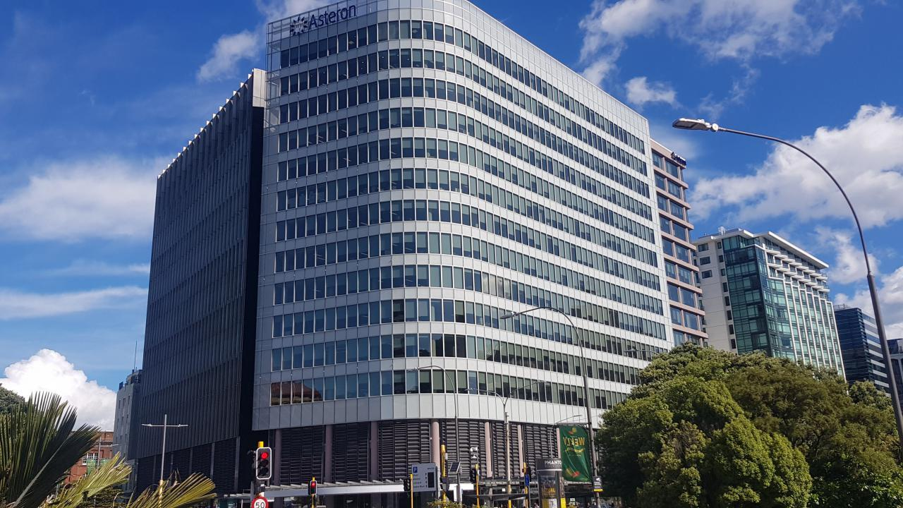 Level 13, 55 Featherston Street, Wellington Central