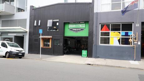25 College Street, Te Aro