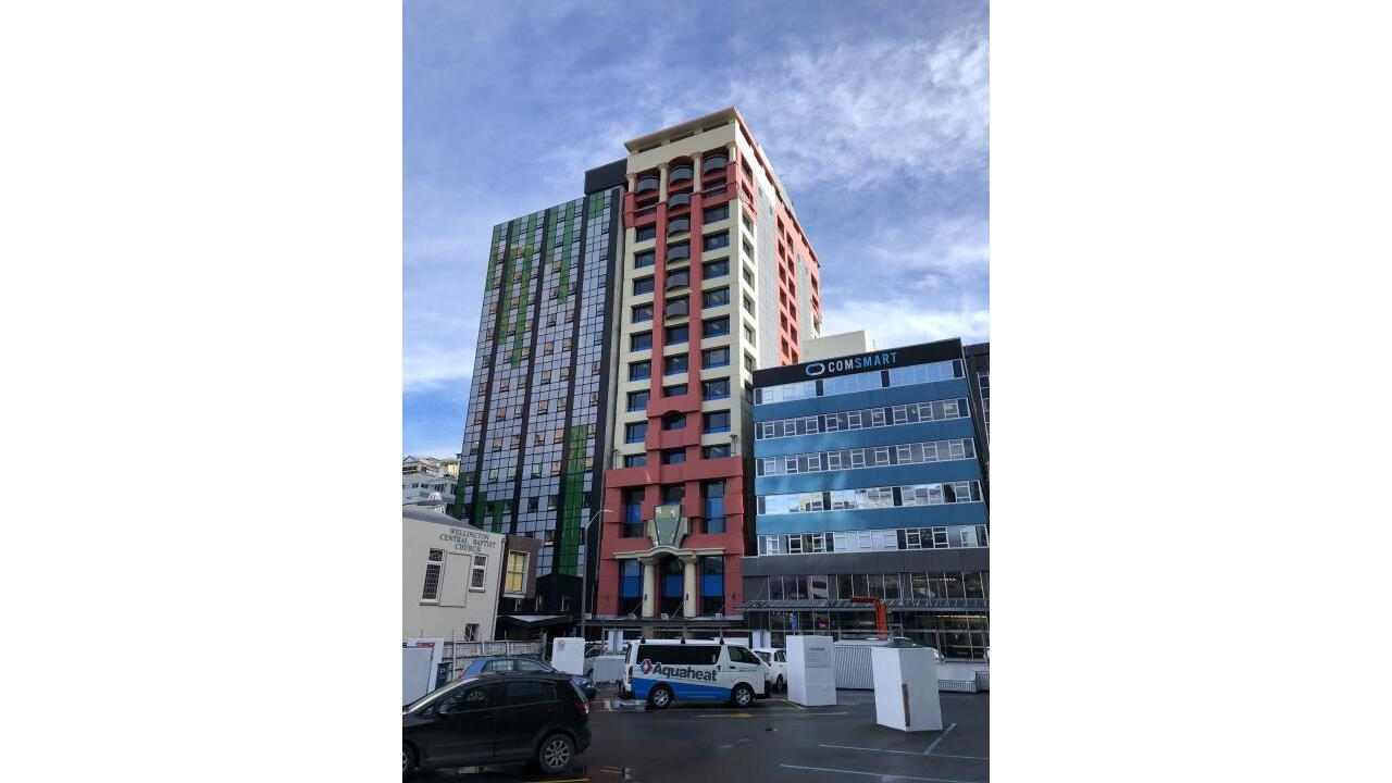 Level 12, 49 Boulcott Street, Wellington Central