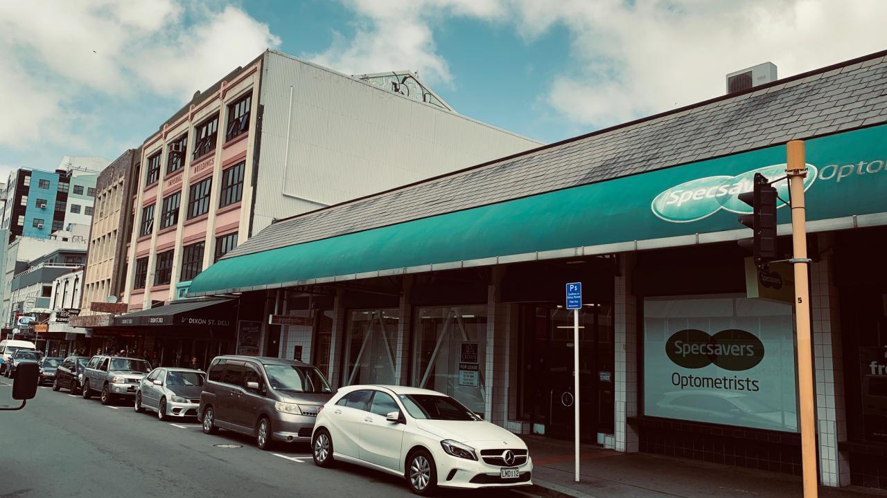 49 Dixon Street, Te Aro