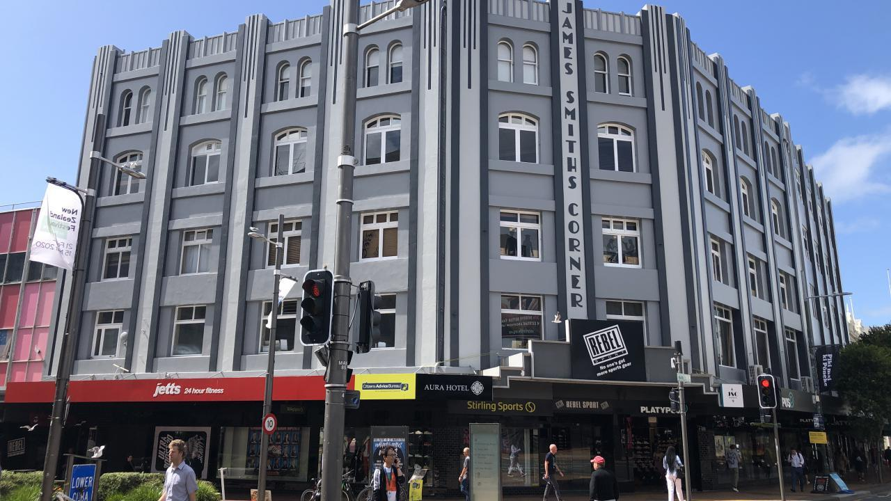49-55 Cuba Street, Wellington Central