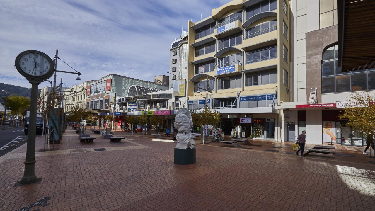 Level 3, 97-99 Courtenay Place, Wellington Central