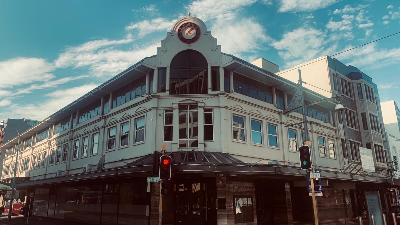 48-58 Courtenay Place, Te Aro