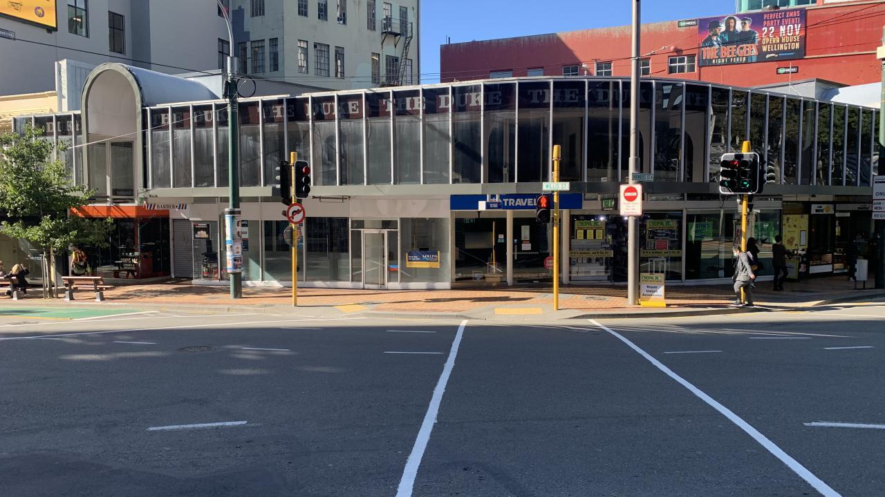 Units 1 and 2/105 Willis Street, Wellington Central