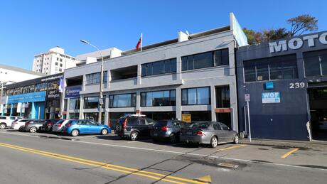 227 Thorndon Quay, Wellington Central