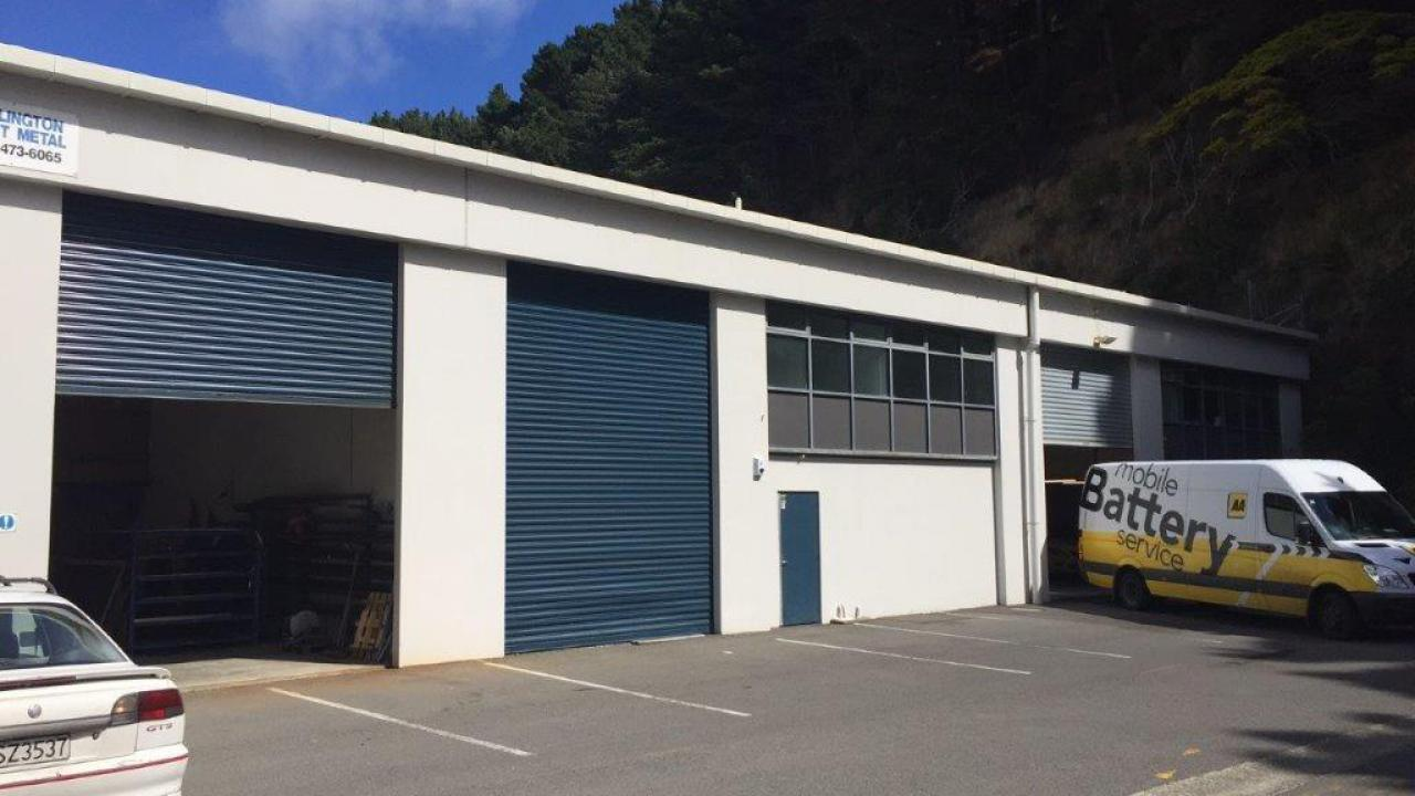 Unit 9, 25 Centennial Highway, Ngauranga