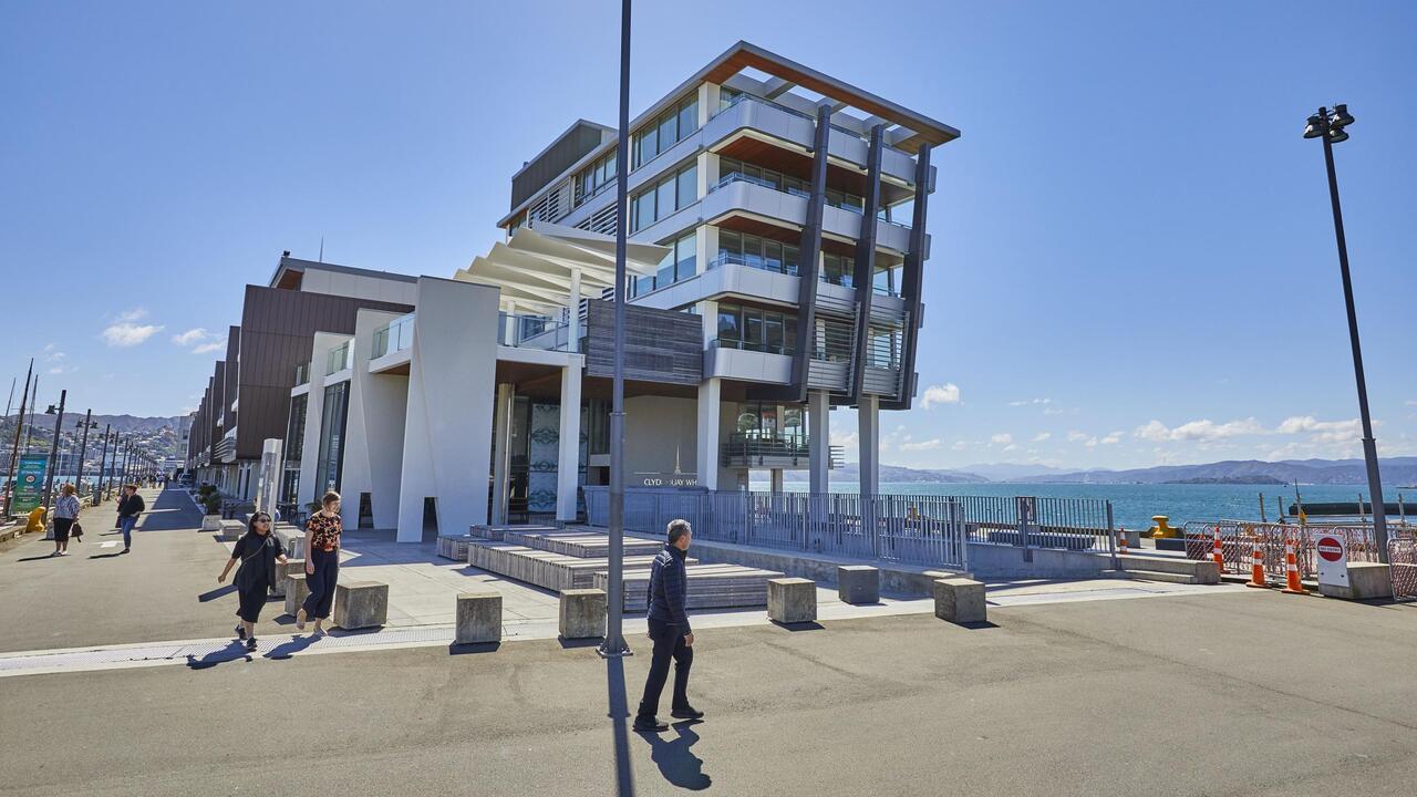 Unit 2A/1 - 8 Clyde Quay Wharf, Te Aro