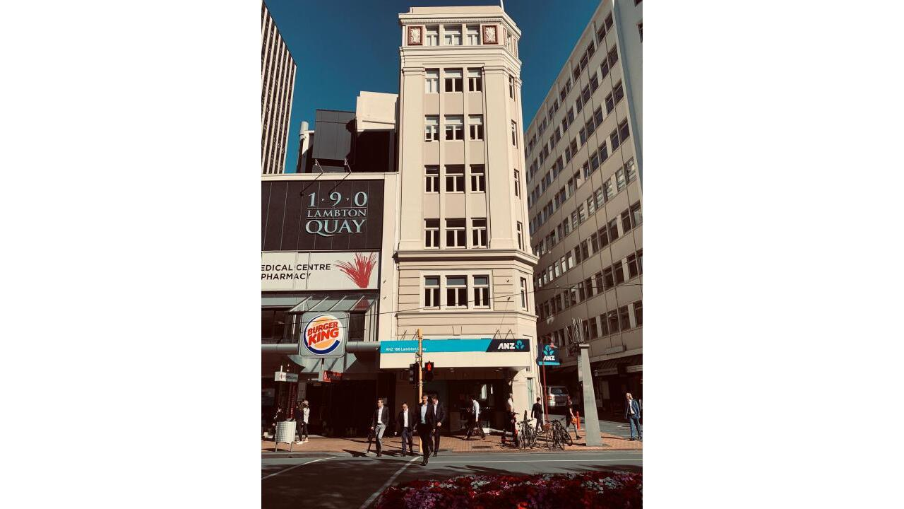 188 Lambton Quay, Wellington Central