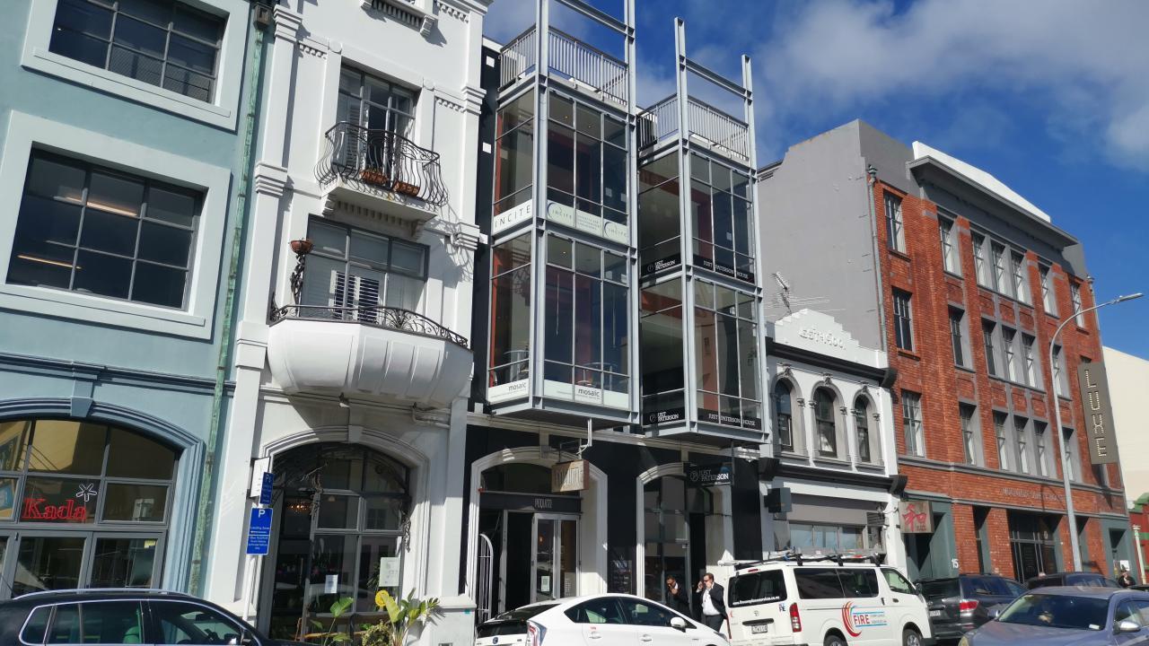 11B Tory Street, Te Aro