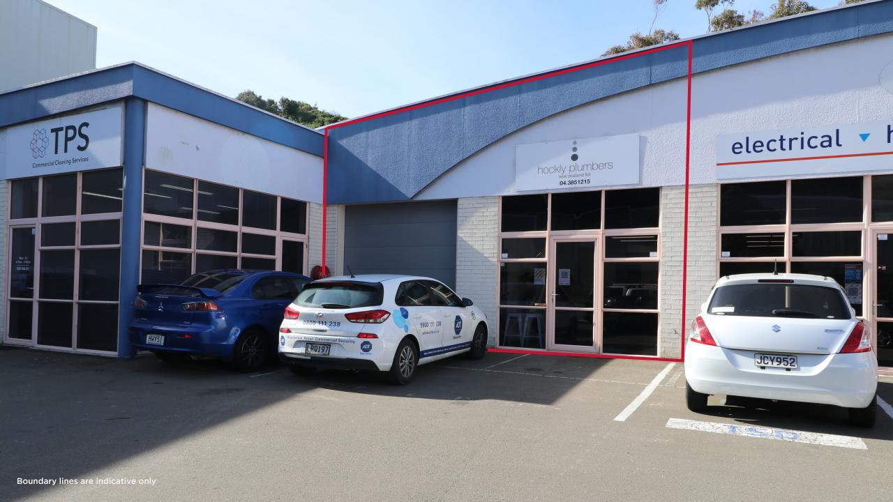 Unit B, 2 Centennial Highway, Ngauranga