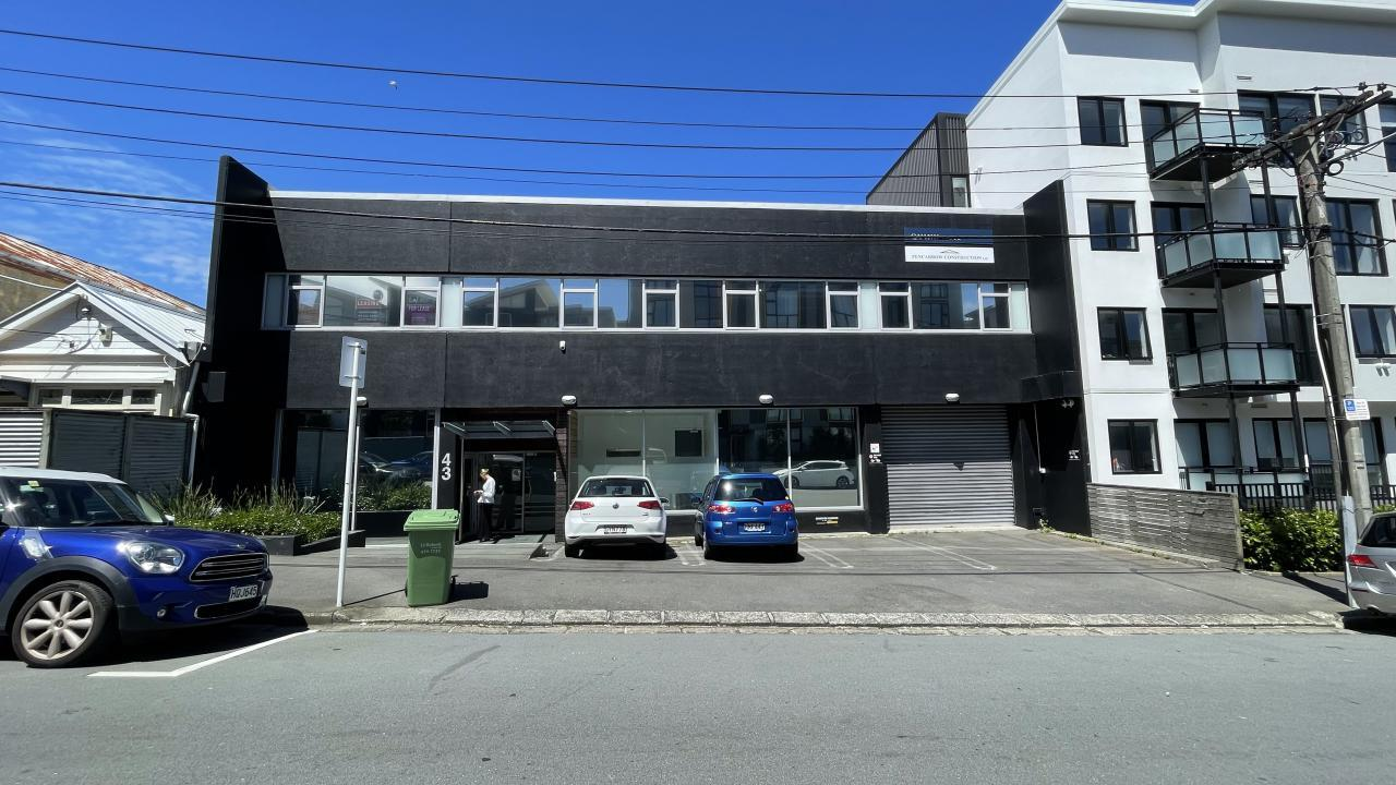 43-47 Hanson Street, Wellington Central