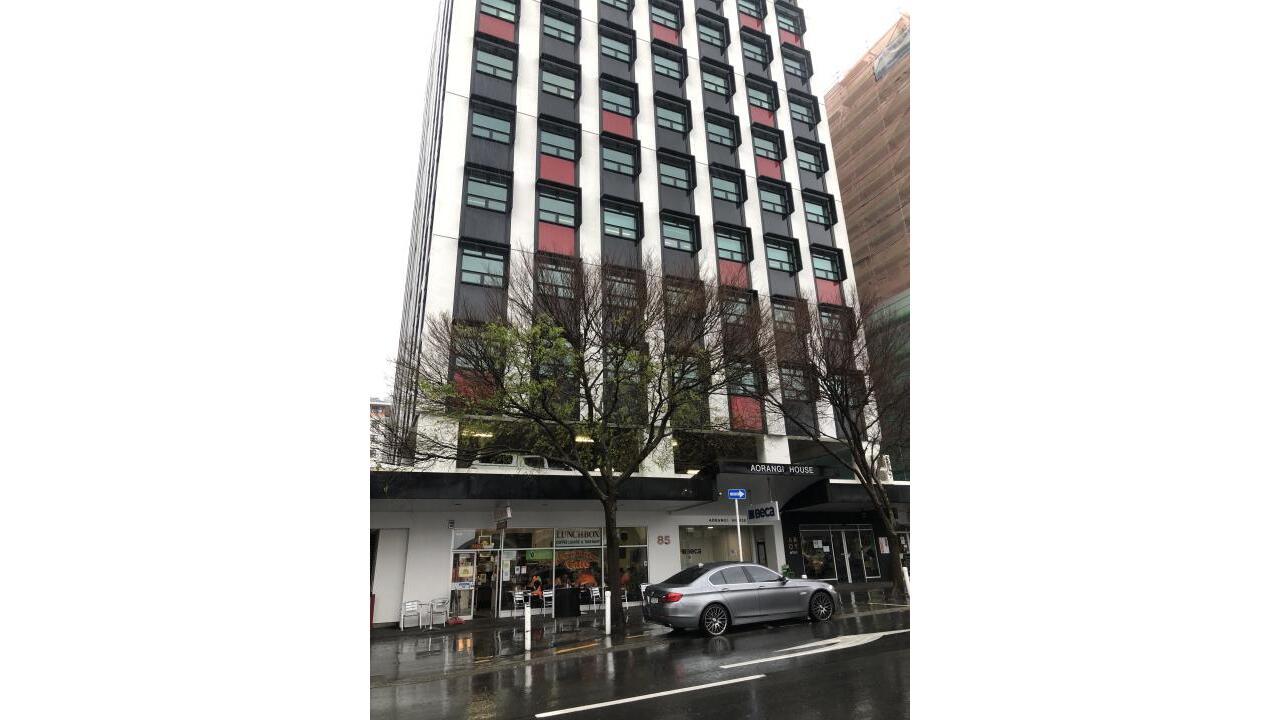 85 Molesworth Street, Wellington Central