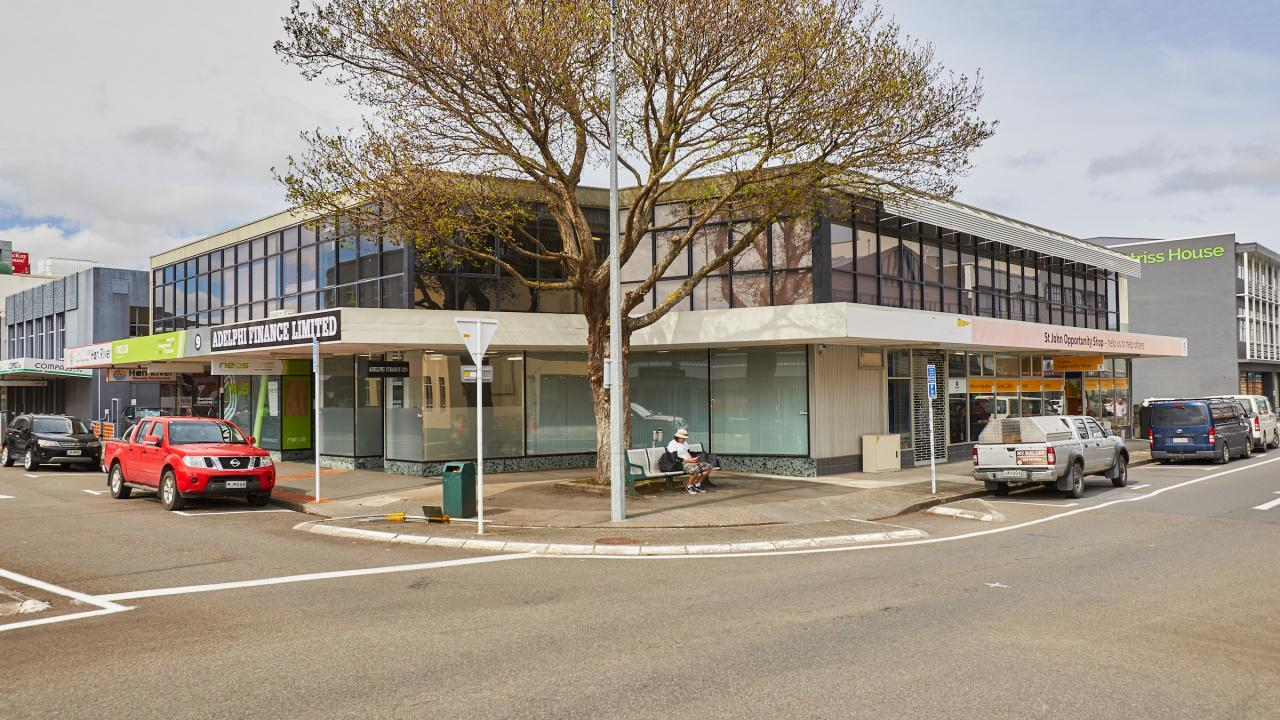 First floor, 9 Margaret Street, Lower Hutt