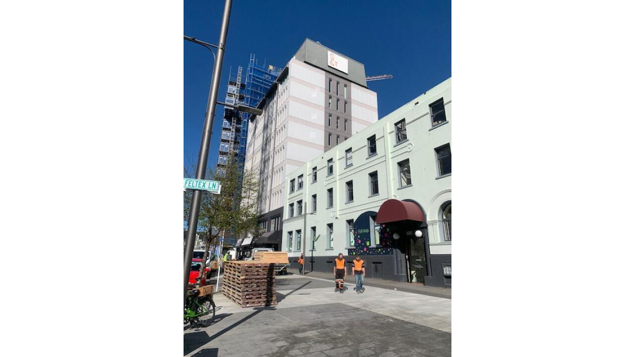 158 Victoria Street, Wellington Central