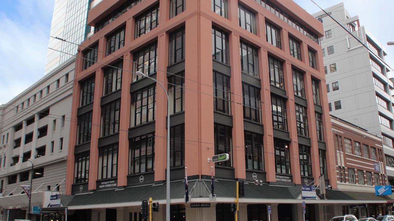 24 Johnston Street, Wellington Central