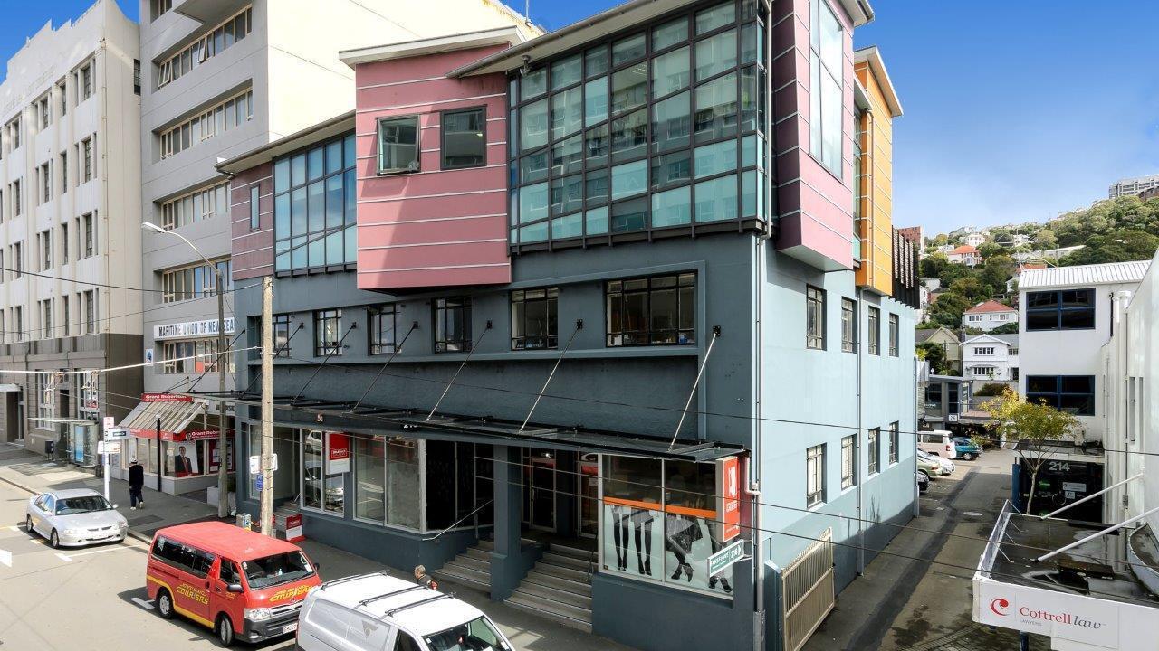 218F Willis Street, Wellington Central