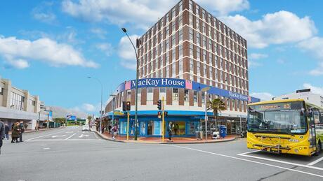 96 - 100 Queens Drive, Hutt Central