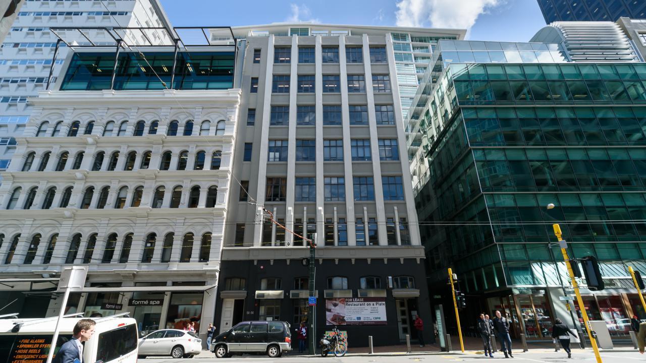 56 Victoria Street, Wellington Central