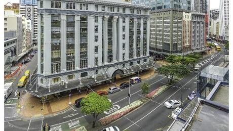 29 Brandon Street, Wellington Central