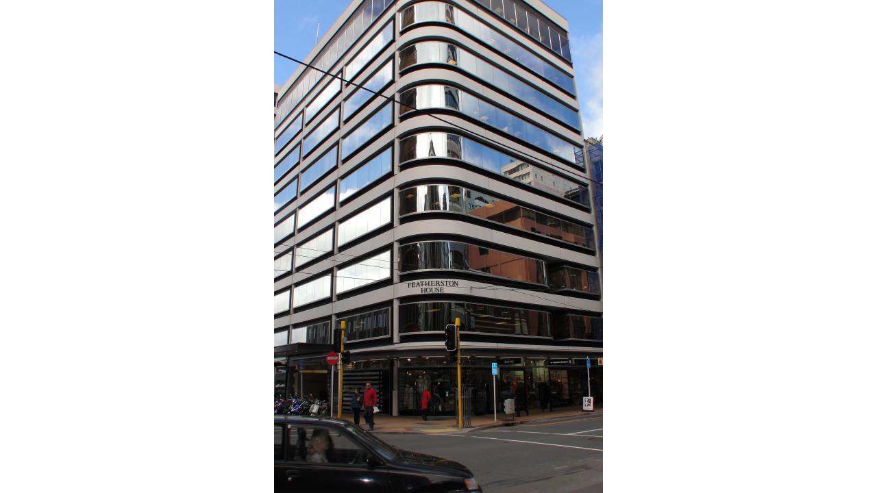 119 Featherston Street, Wellington Central