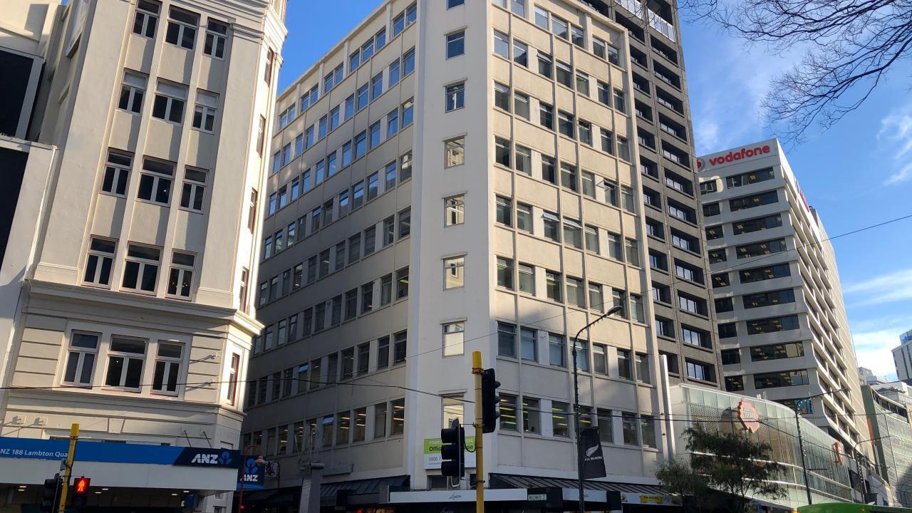 1 Woodward Street, Wellington Central
