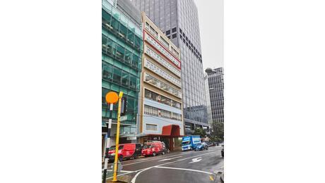 44 Victoria Street, Wellington Central