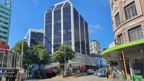 2 Manners Street, Wellington Central
