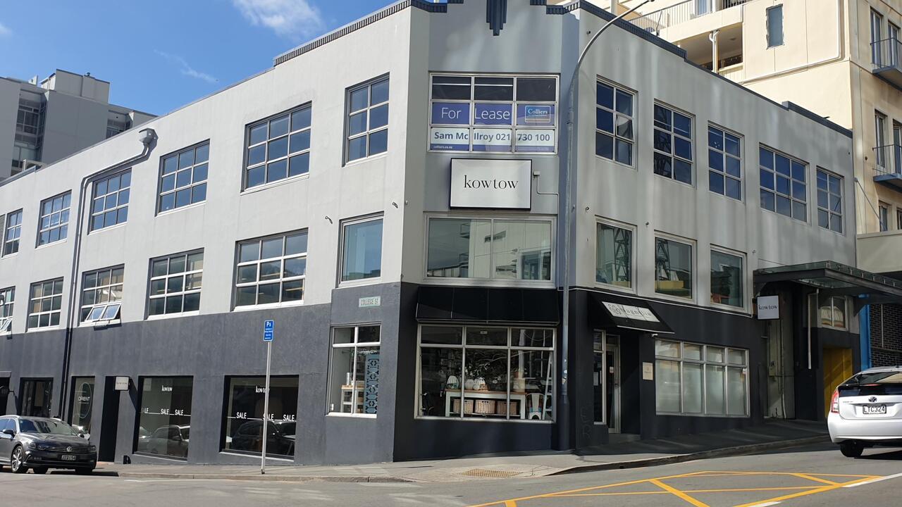 115 Tory Street, Te Aro