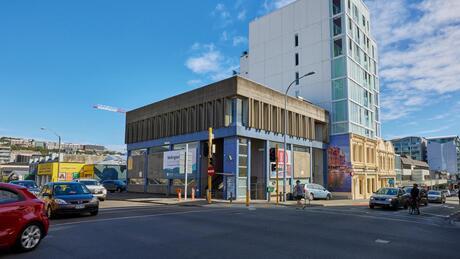 118 Tory Street and 52-56 Vivian St, Te Aro