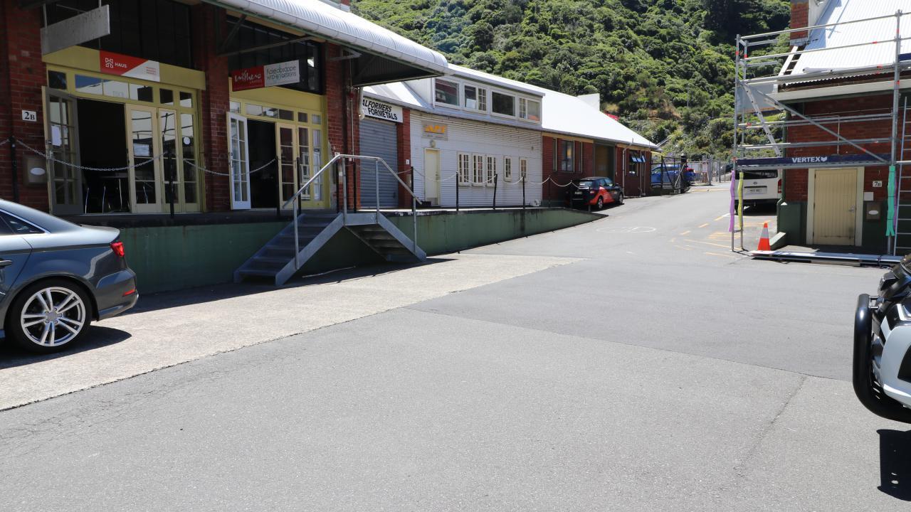 2C/33 Kaiwharawhara Road, Kaiwharawhara
