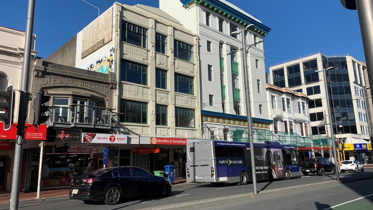 45 Courtenay Place, Te Aro