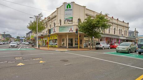 179 and 189 Riddiford and 2 Constable Streets, Newtown