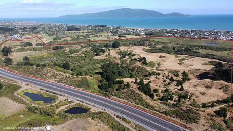 .Ngarara land, Waikanae Beach, Kapiti Coast Surrounds