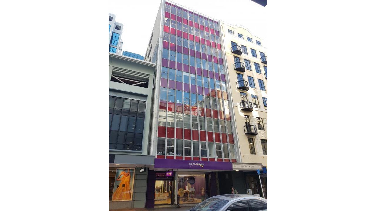 26 Brandon Street, Wellington Central