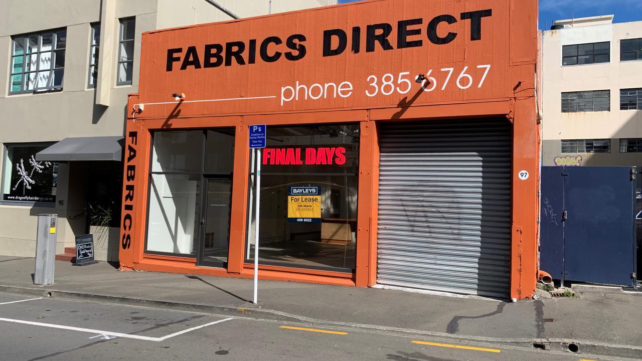 97 Ghuznee Street, Te Aro