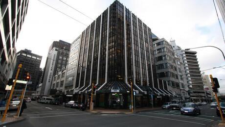 120 Featherston Street, Wellington Central